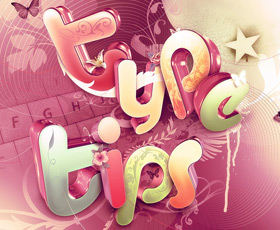 Photoshop type tips